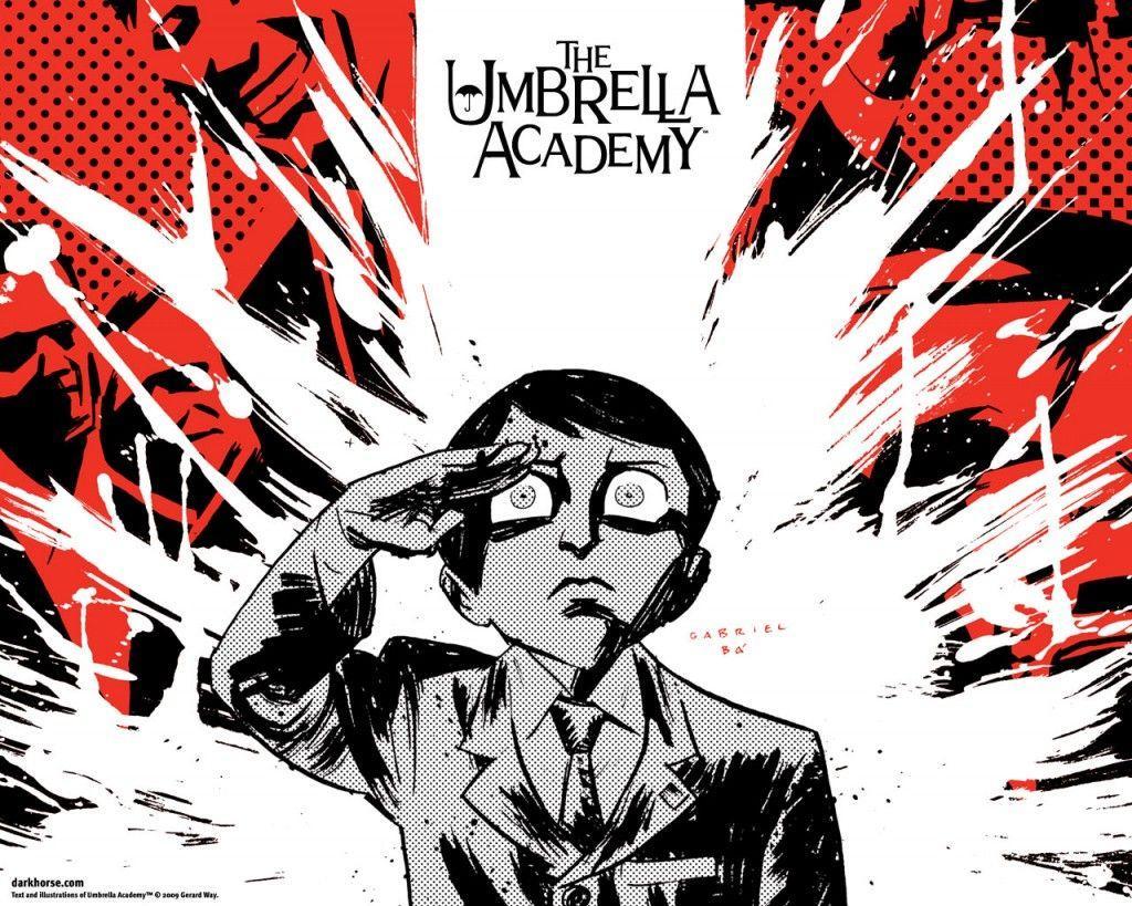 The Umbrella Academy Teams Background 4
