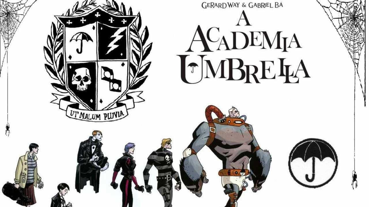 The Umbrella Academy Background 7