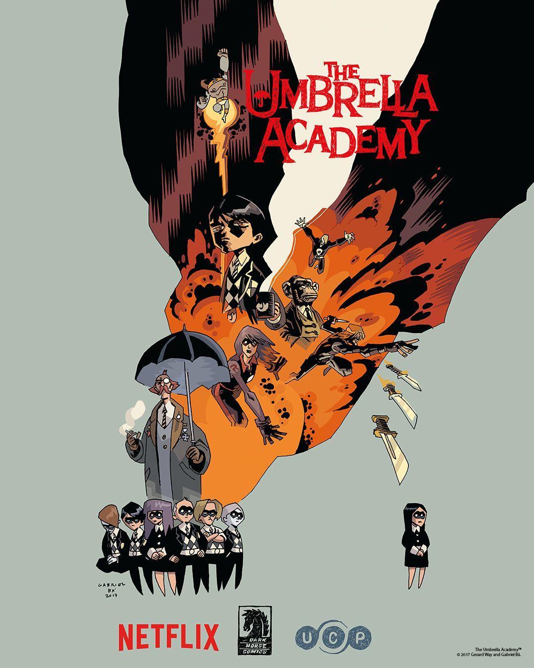 Anime 2019 Imdb: The Umbrella Academy Wallpapers