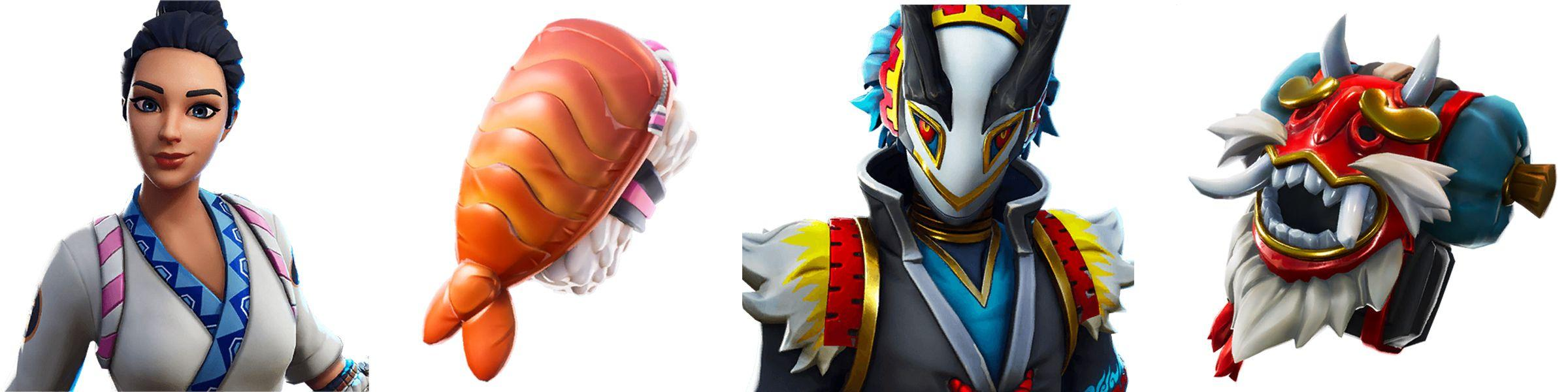 Fortnite's 6.30 cosmetics leak reveals upcoming mage sets