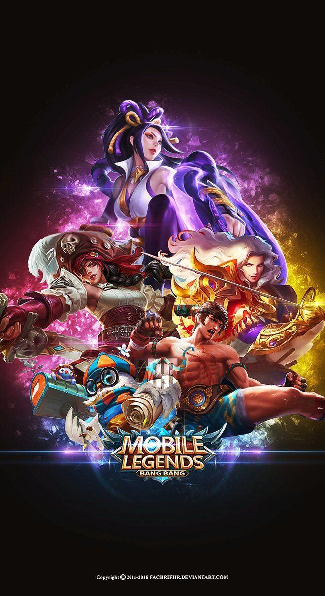 245+ Wallpapers Mobile Legends HD Terbaru 2018 TERLENGKAP!