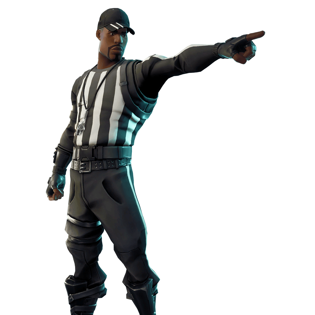 Striped Soldier (uncommon outfit) - Fortnite Insider