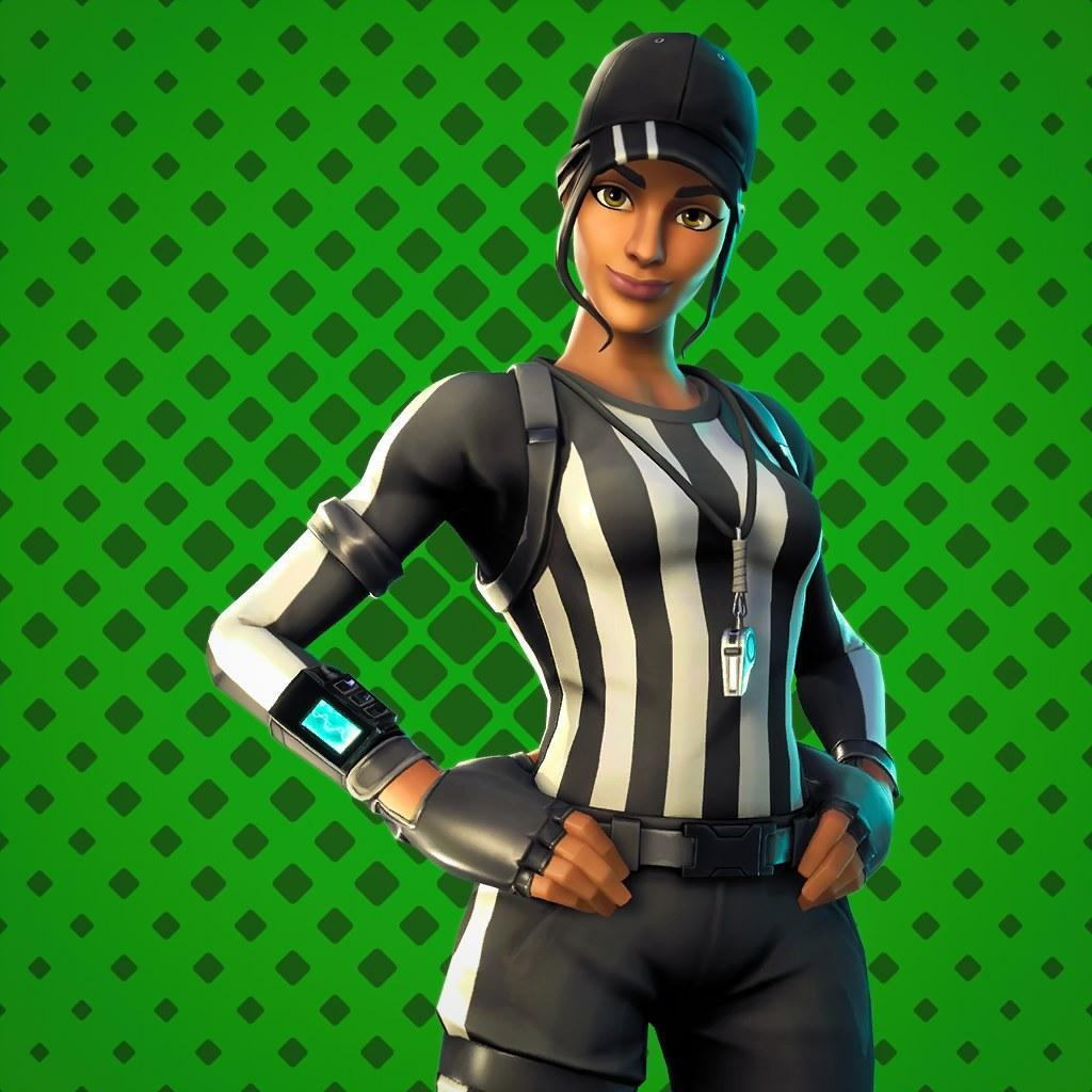 Fortnite NFL Skins Rarities Revealed And All Patch V6.22 LEAKED ...