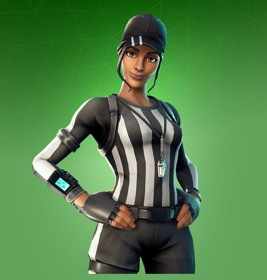 Whistle Warrior is a Uncommon Fortnite Outfit. | My Skin in 2019 ...