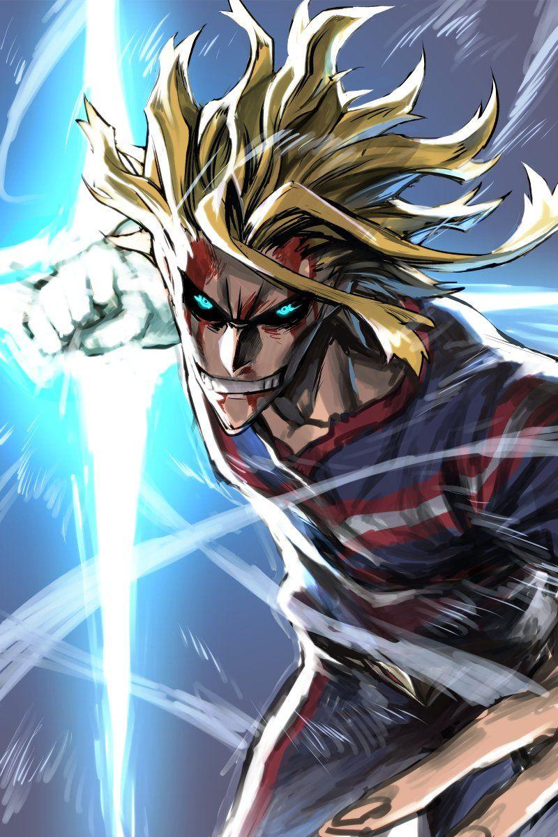 You Are Next All Might My Hero Academia Wallpapers