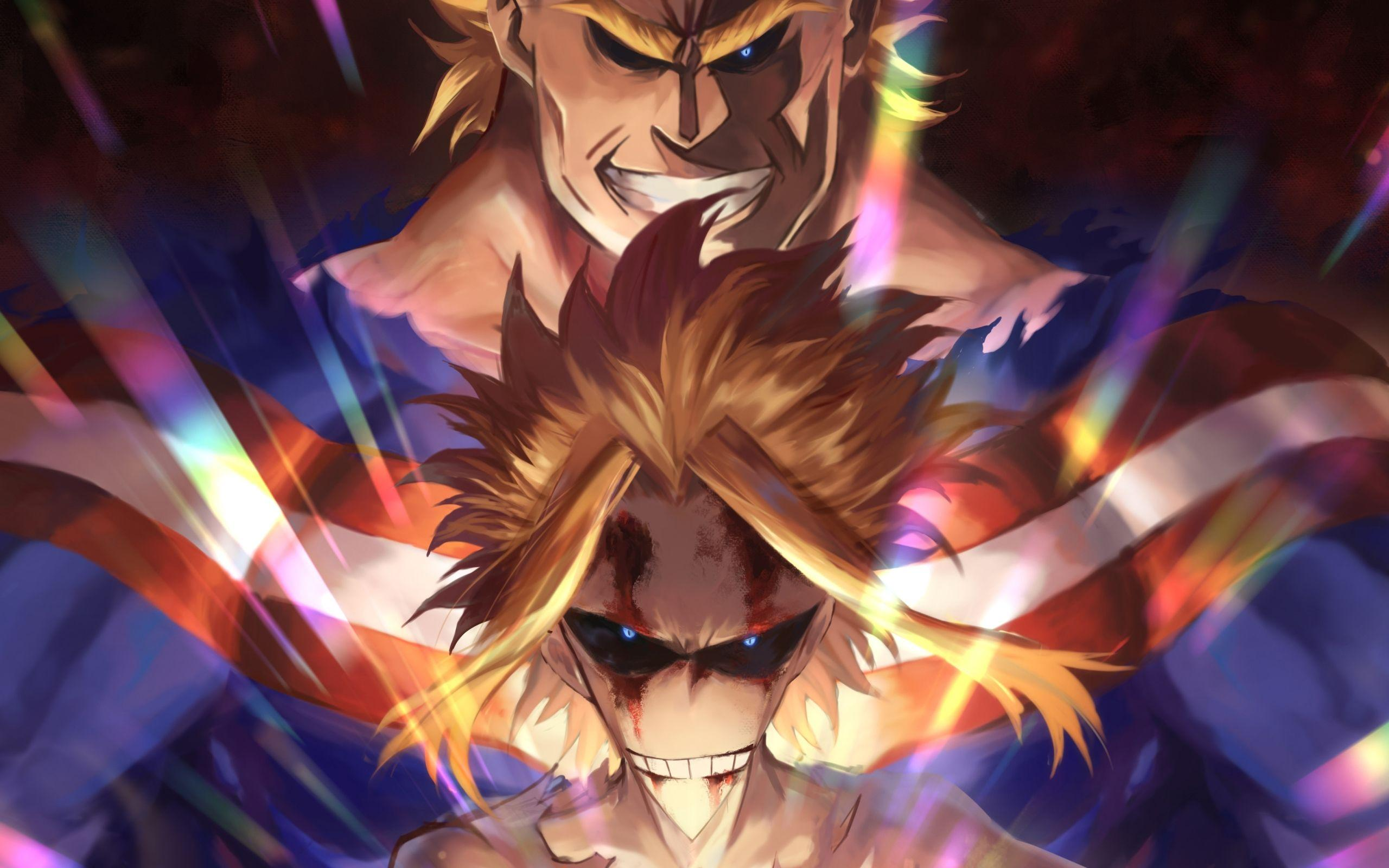 You Are Next All Might My Hero Academia Wallpapers Wallpaper Cave