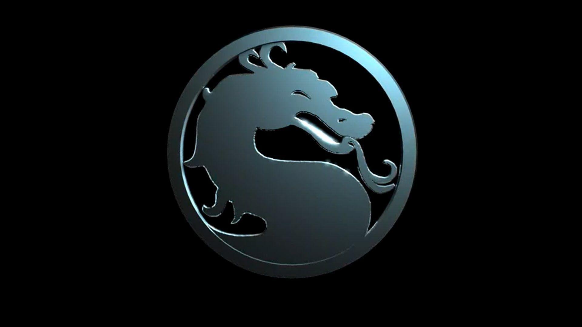 Mortal Kombat Logo Wallpapers - Wallpaper Cave