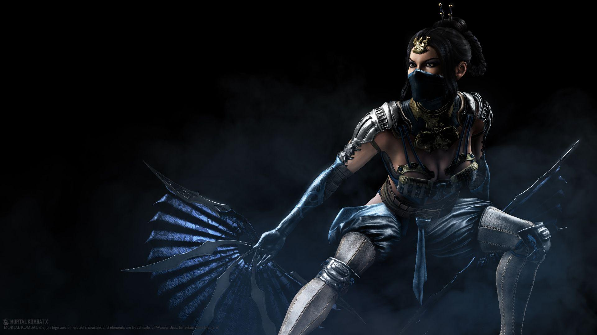 Mortal Kombat Logo Wallpapers Wallpaper Cave