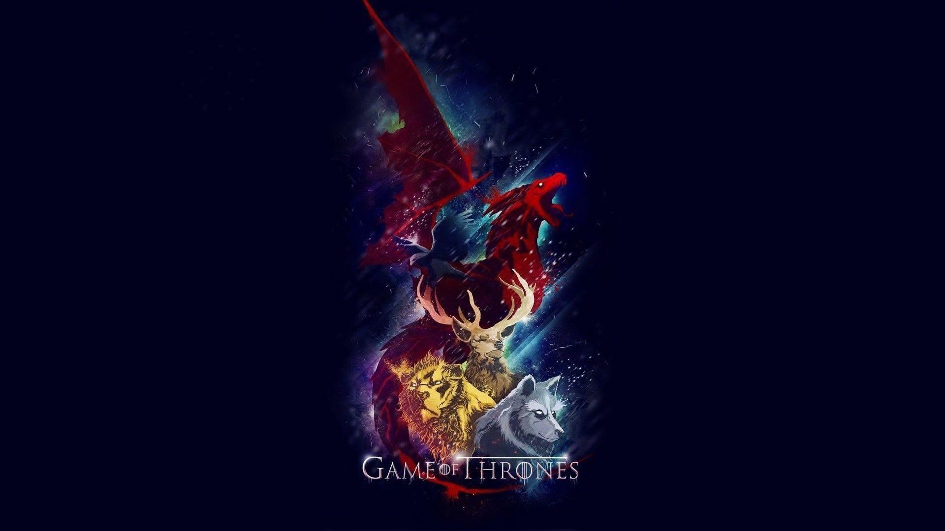 Game of Thrones wallpapers 1920x1080 ·① Download free cool HD