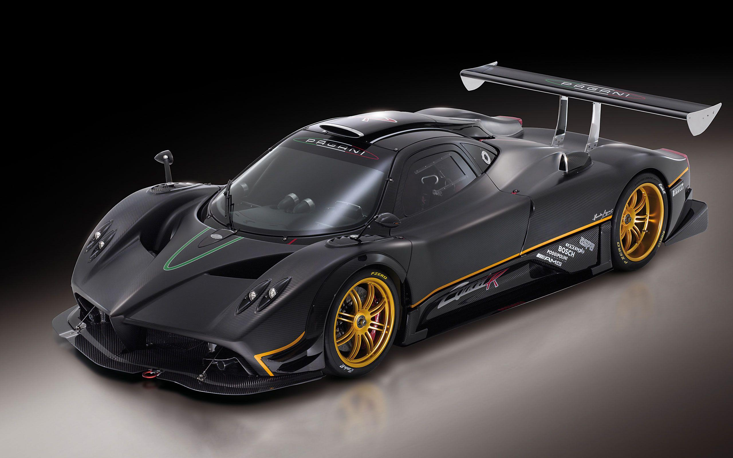 Pagani Zonda R Wallpapers 1