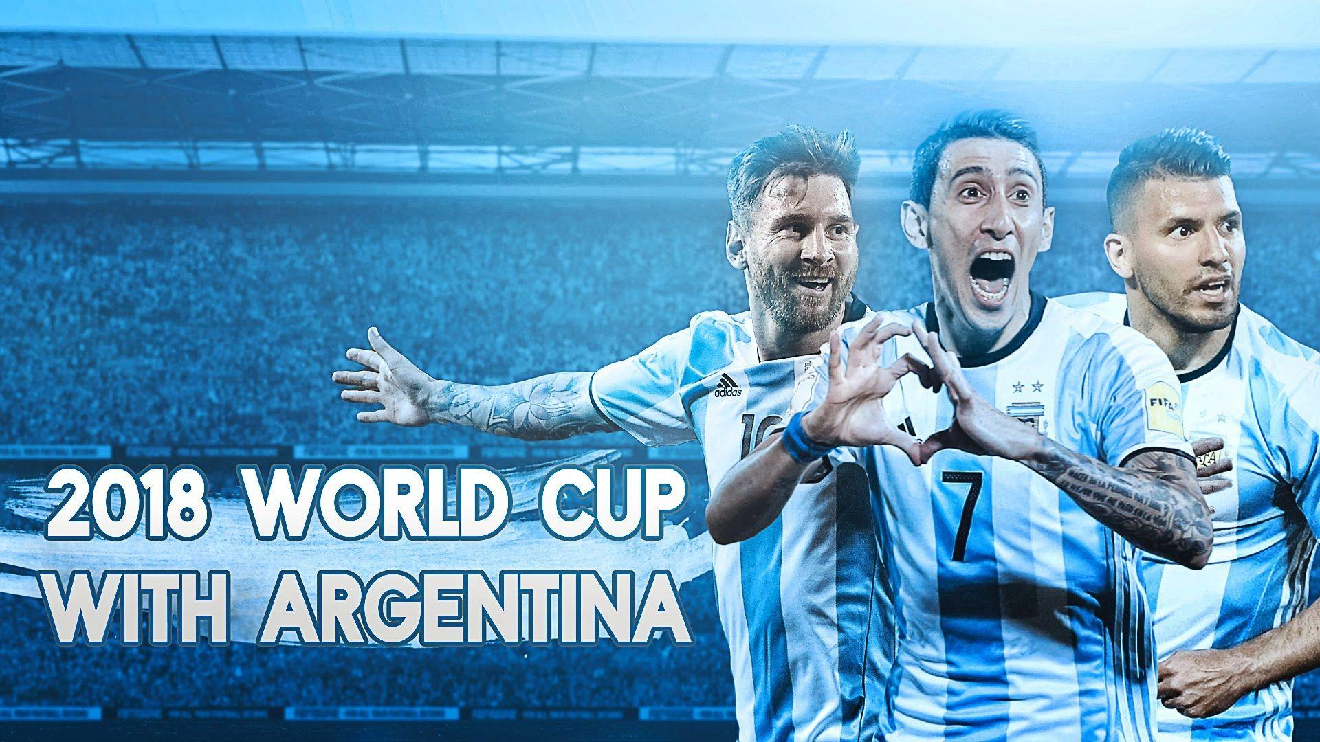 Argentina World Cup 2018 Squad, Group, Predictions, Fixtures, Kit ...