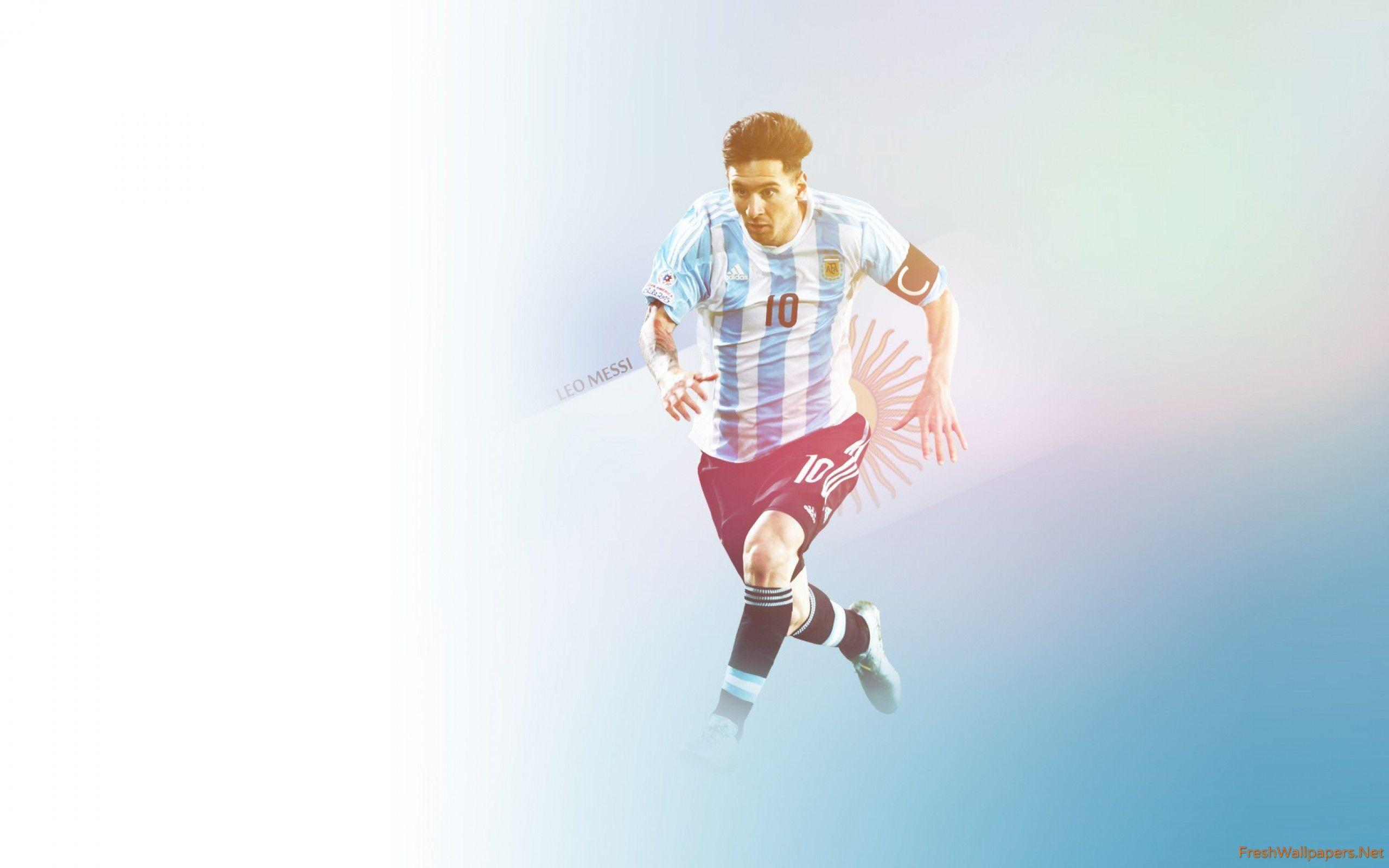 Lionel Messi Argentina 2015 wallpapers | Freshwallpapers