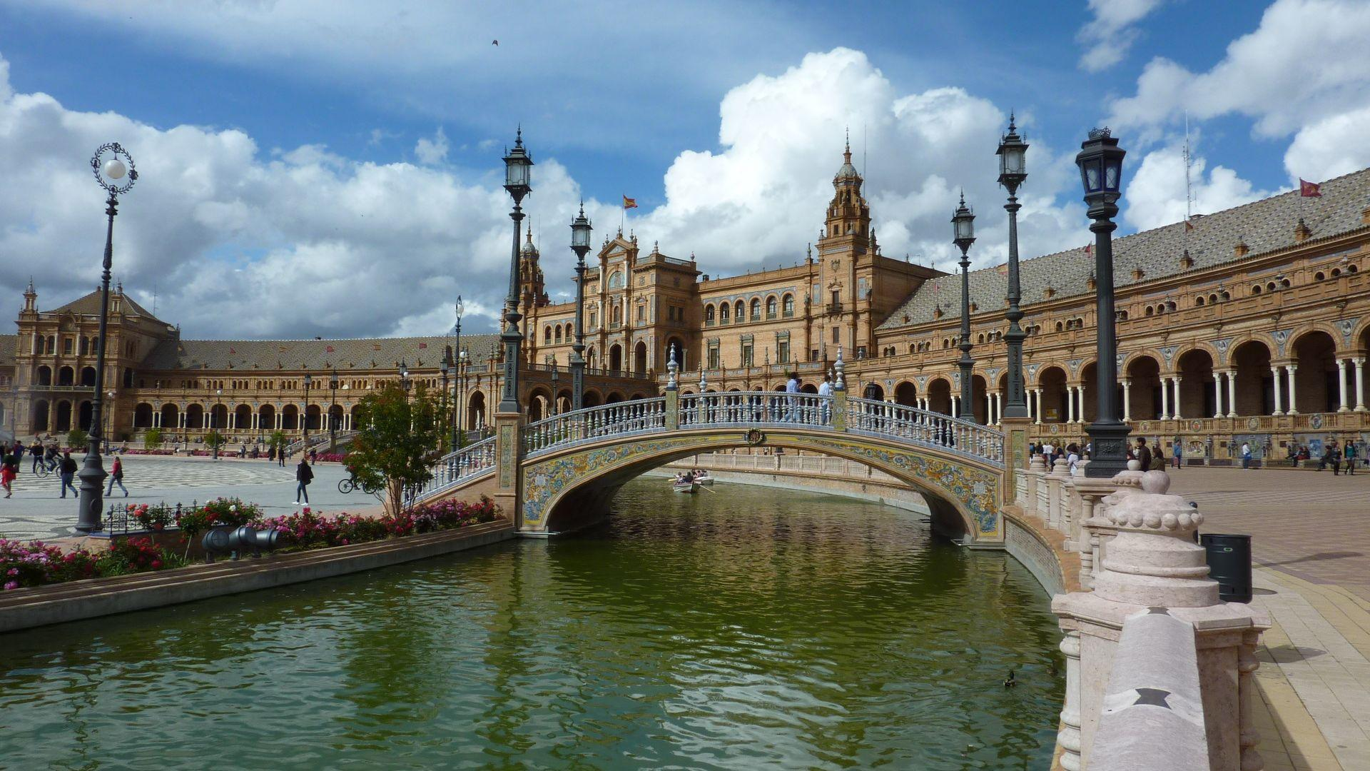Plaza de Espana Wallpapers and Backgrounds Image