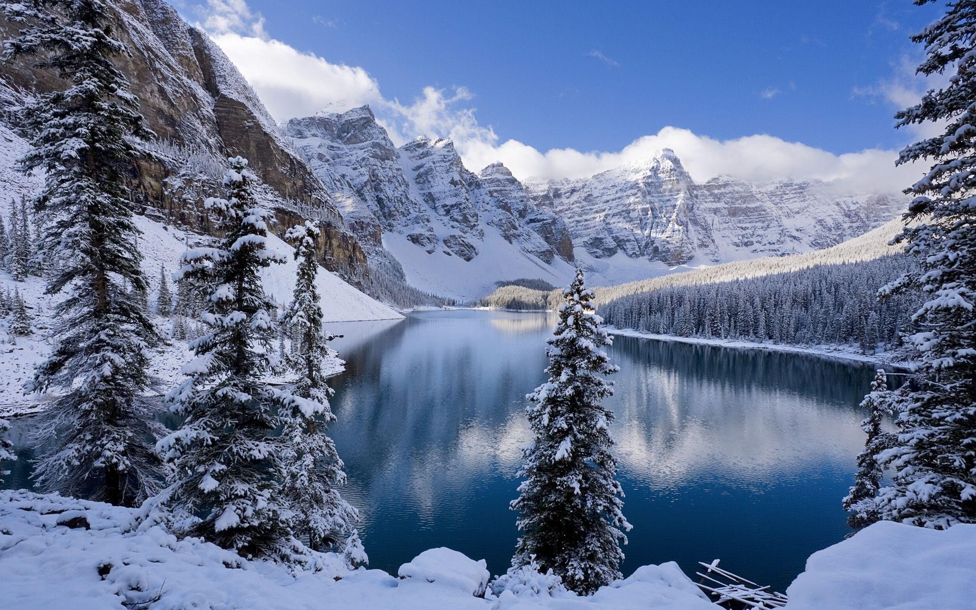 38 Best Free Canada Snow Wallpapers