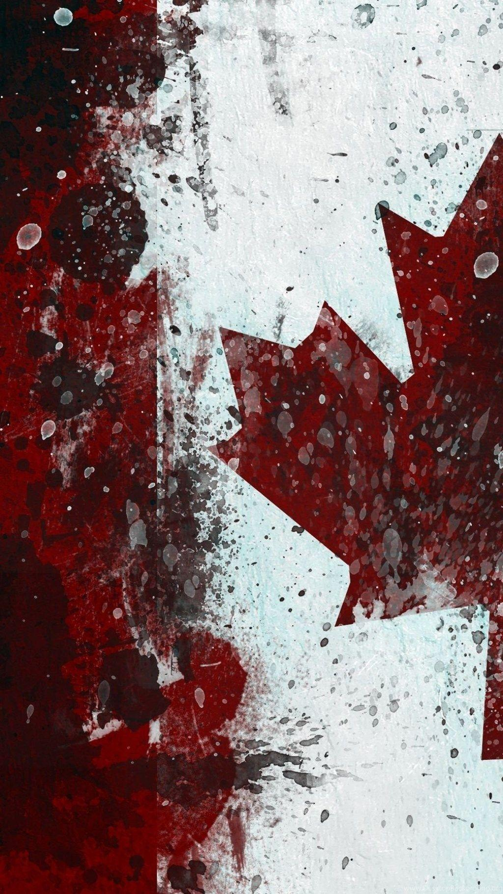 iPhone 6 Plus Misc/Flag Of Canada Wallpapers ID: 55427 Desktop