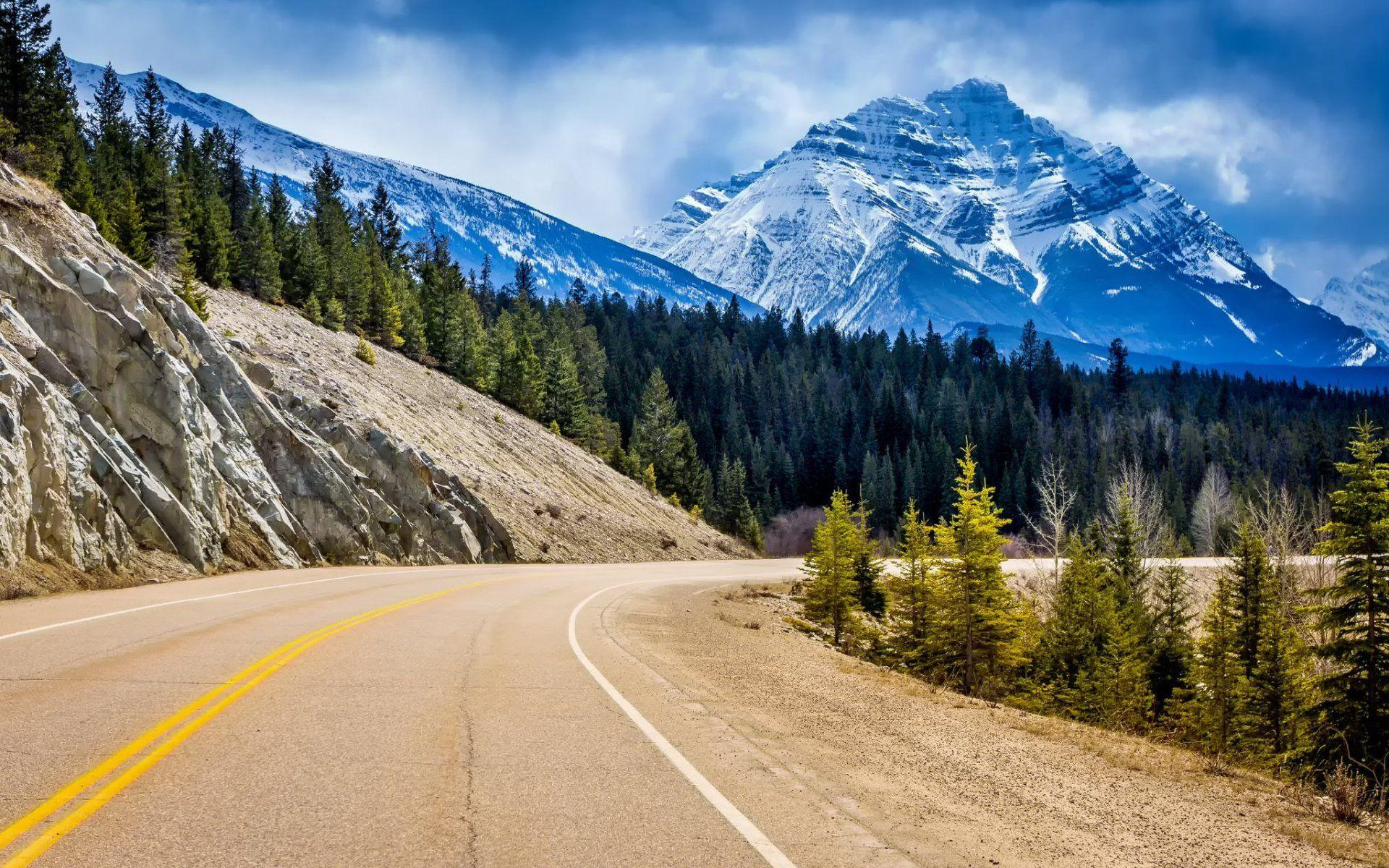 Jasper National Park Canada wallpapers