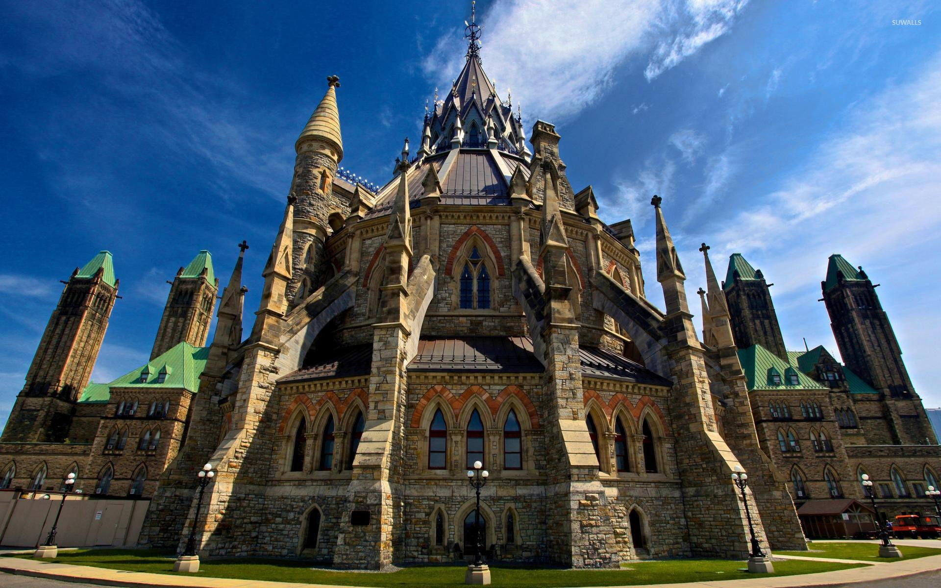 Parliament of Canada Wallpapers and Backgrounds Image