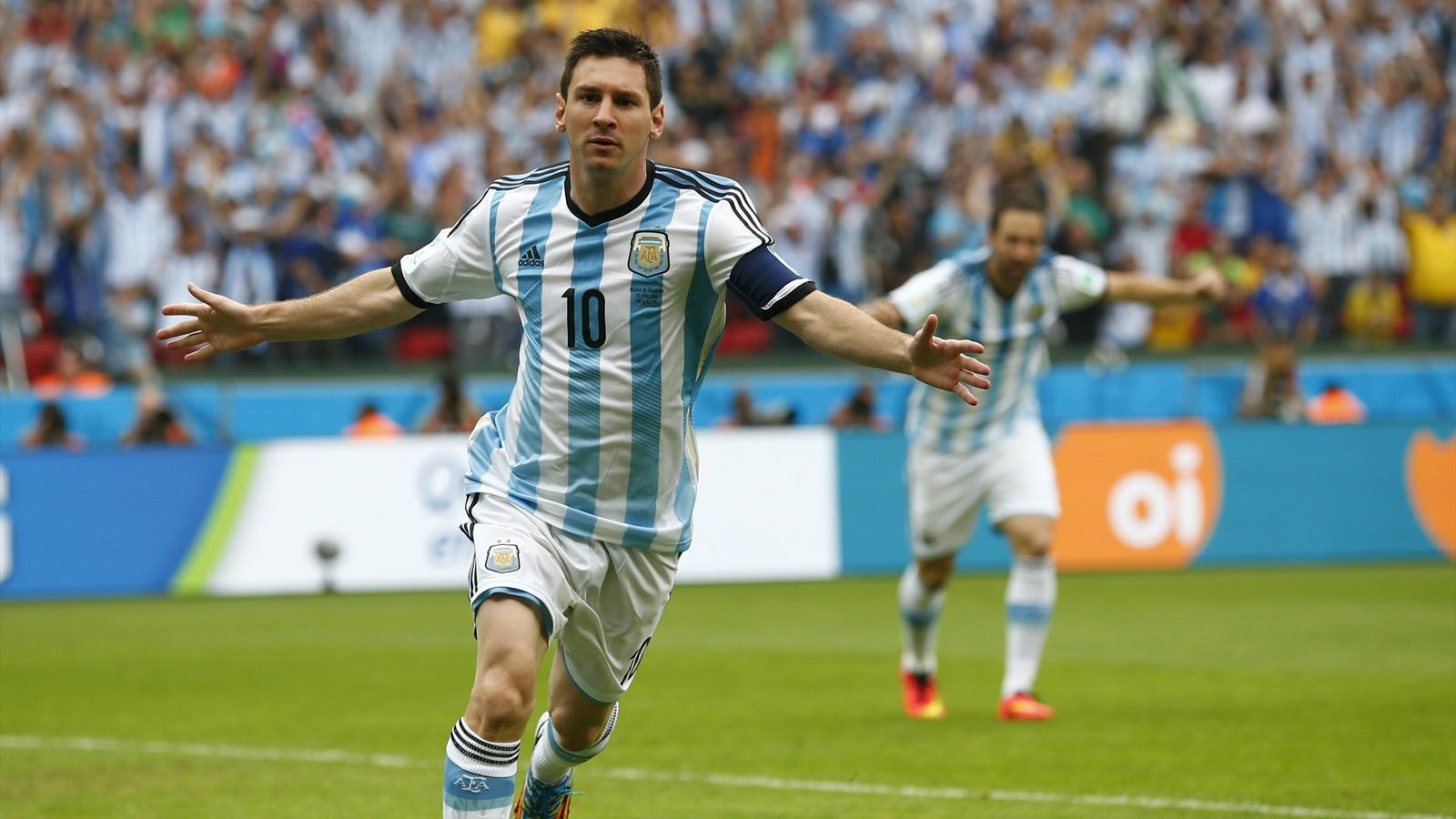 Lional Messi Wallpapers 1024x576 (900.25 KB)