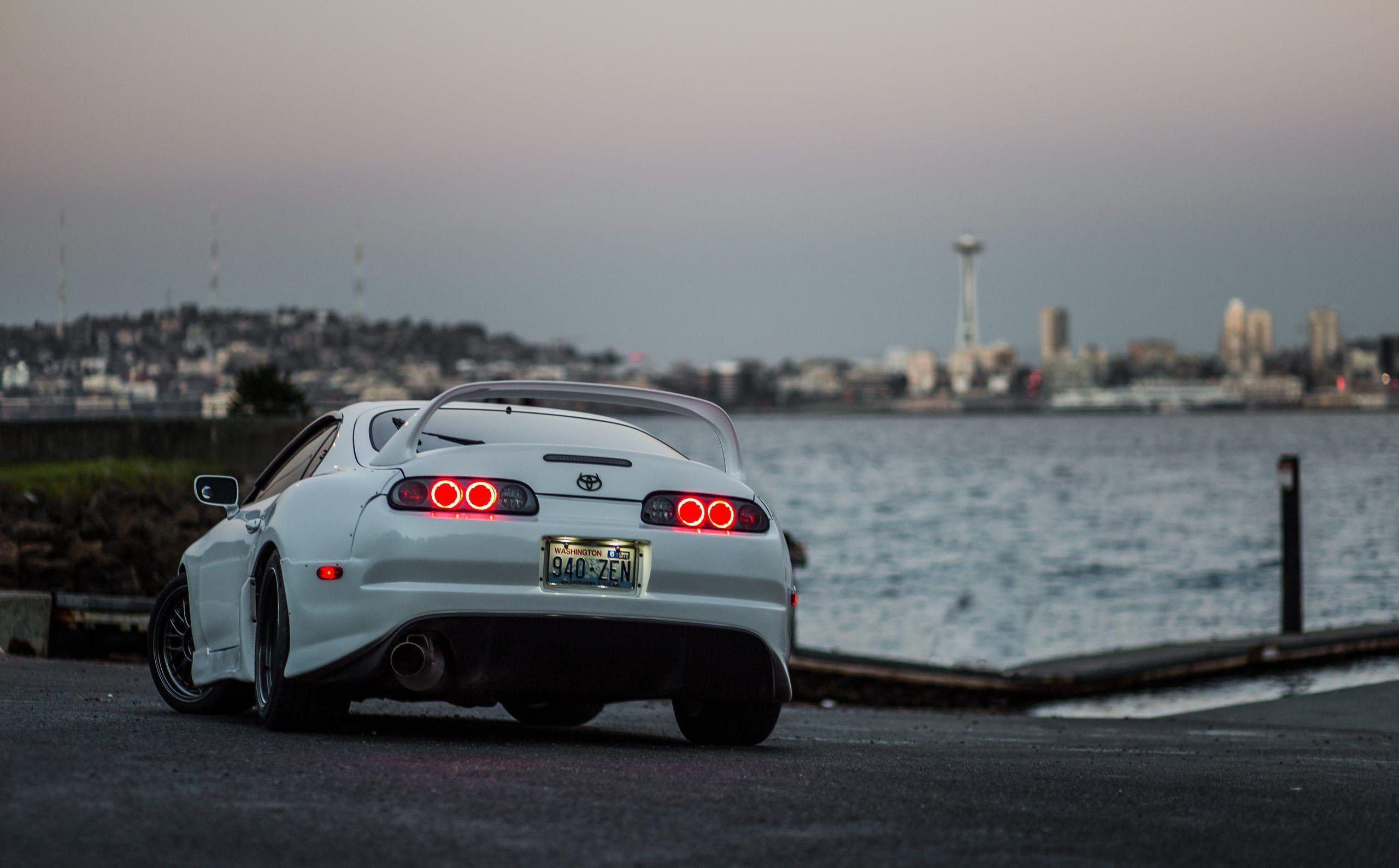 Toyota Supra Wallpapers 22