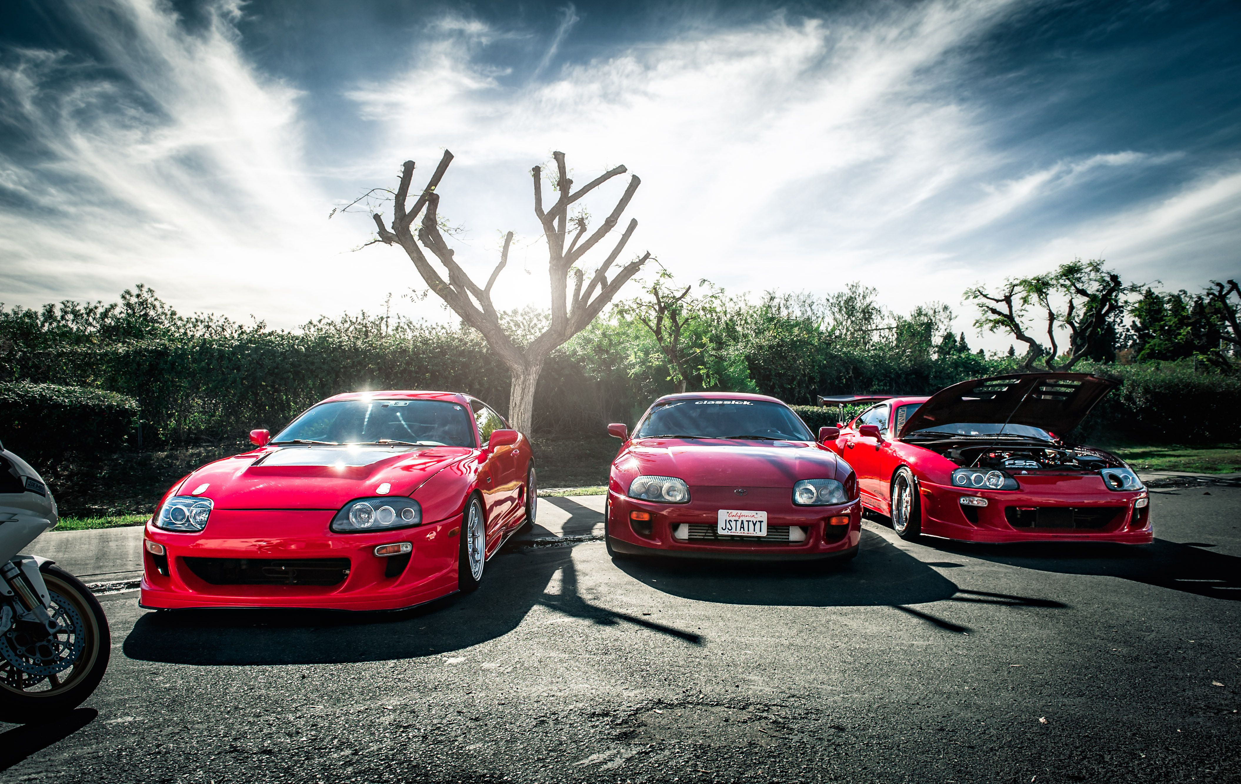 Toyota Supra Wallpapers 11
