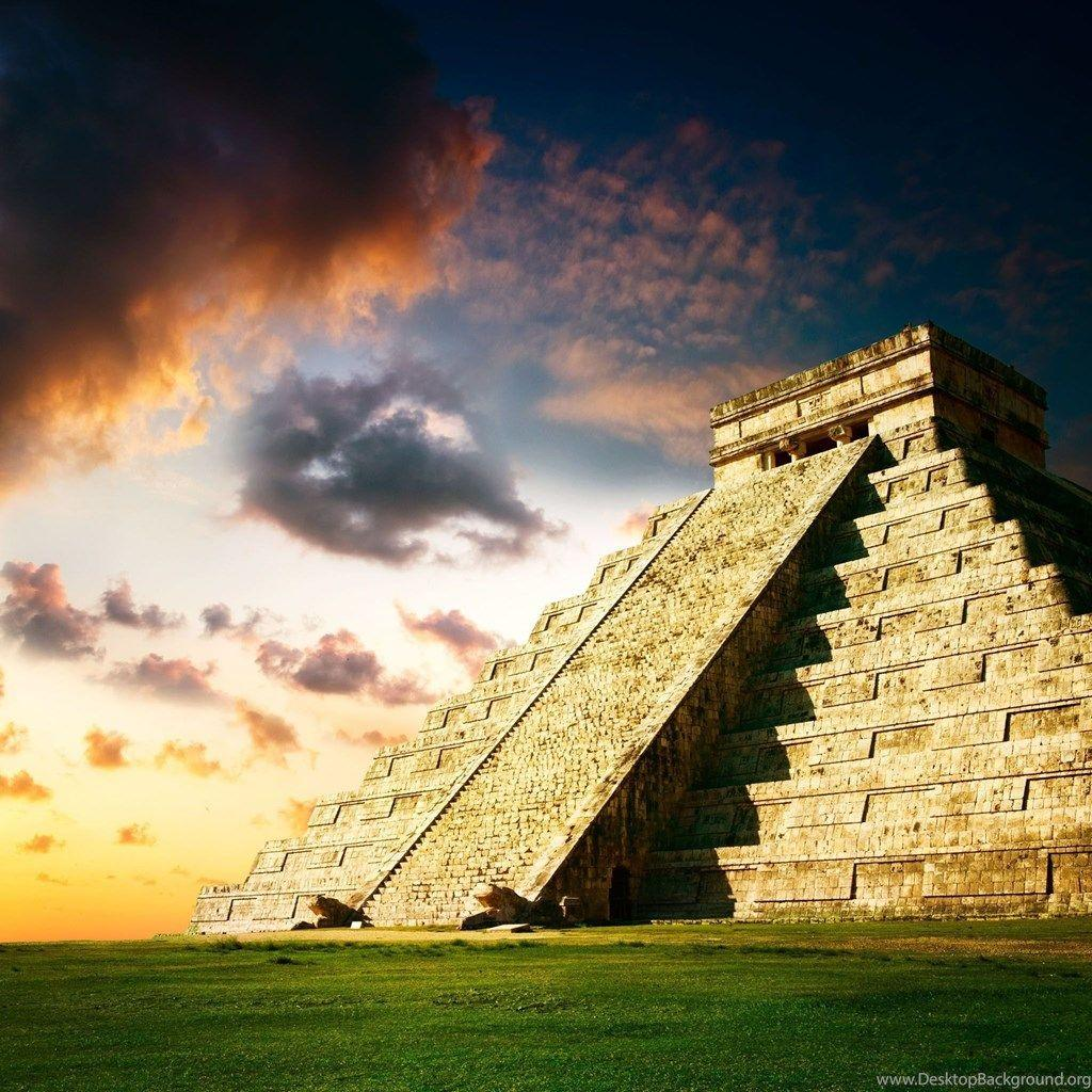 Chichen Itza, Mexico Wallpapers Desktop Backgrounds