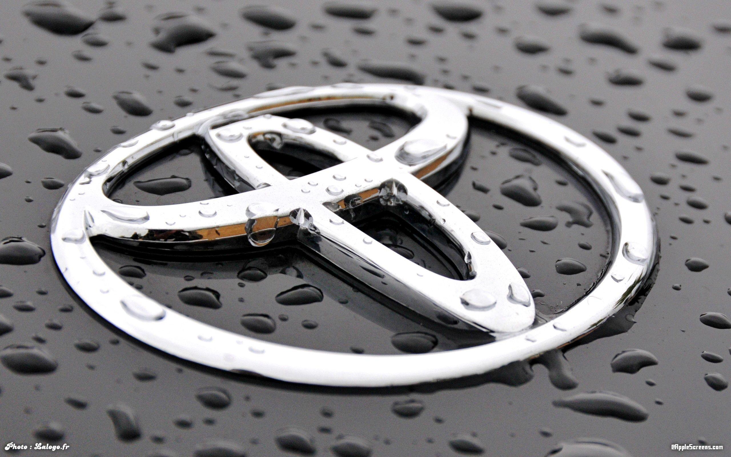 47+ Toyota Logo Wallpapers