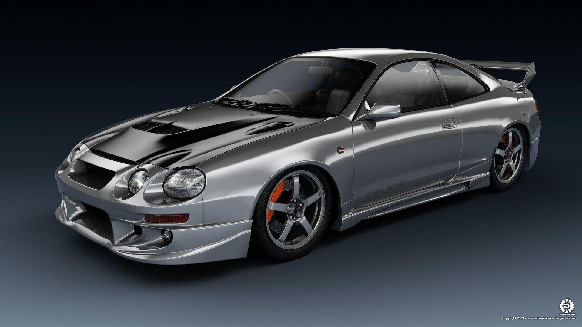 Celica gt toyota cars wallpapers