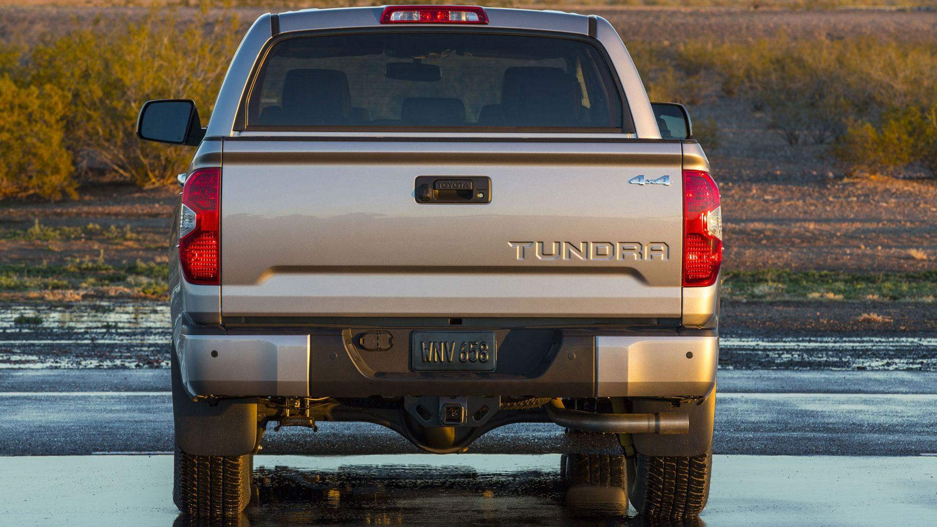 Toyota Tundra 2014 Wallpapers