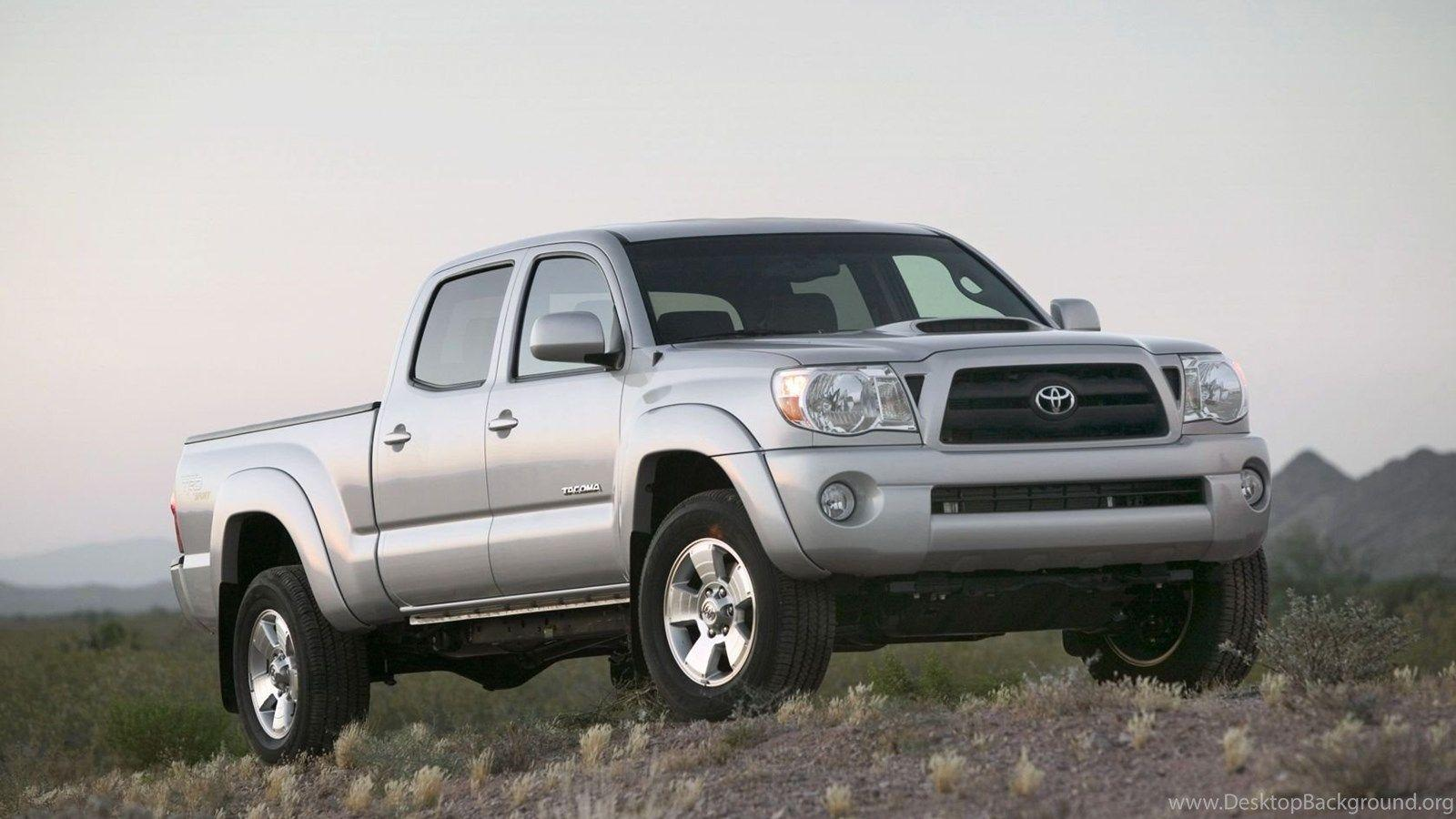 Toyota Tacoma, PreRunner, AWD, V6 Free Widescreen Wallpapers