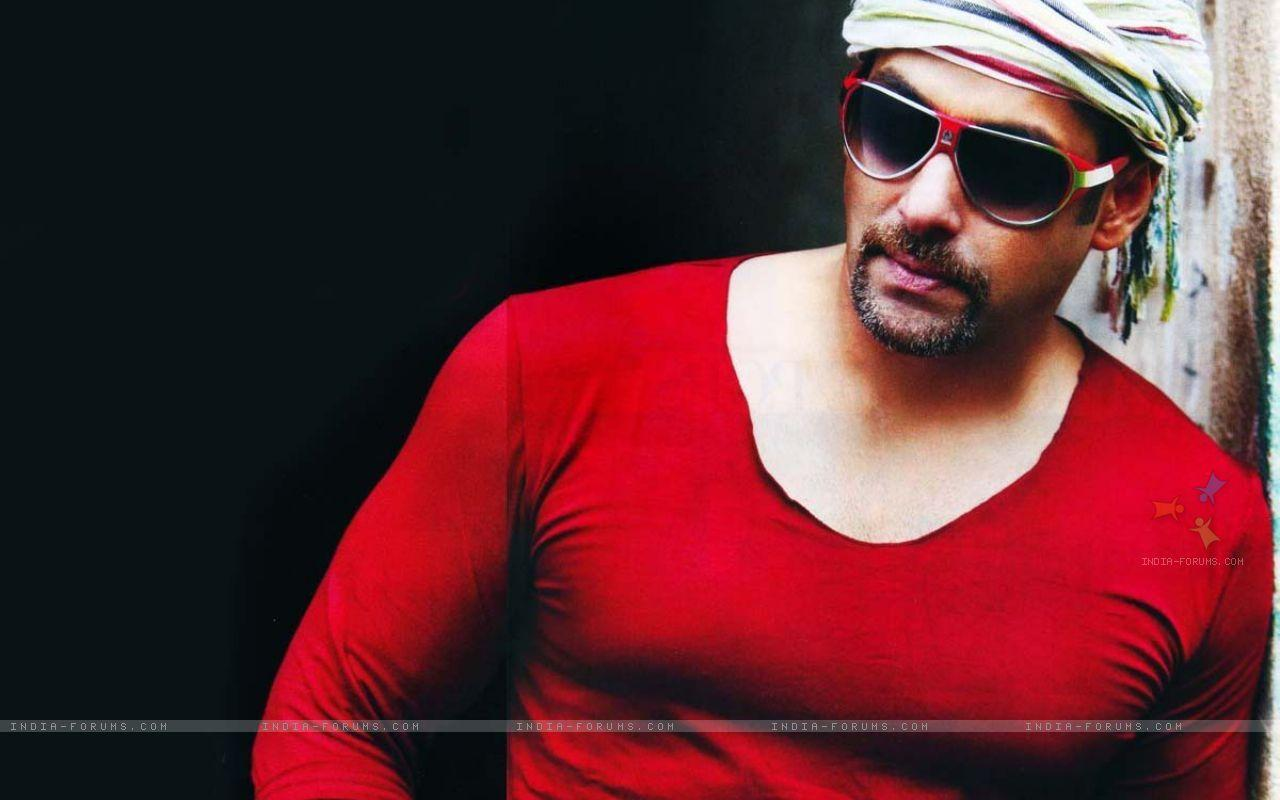 salman khan red wallpapers