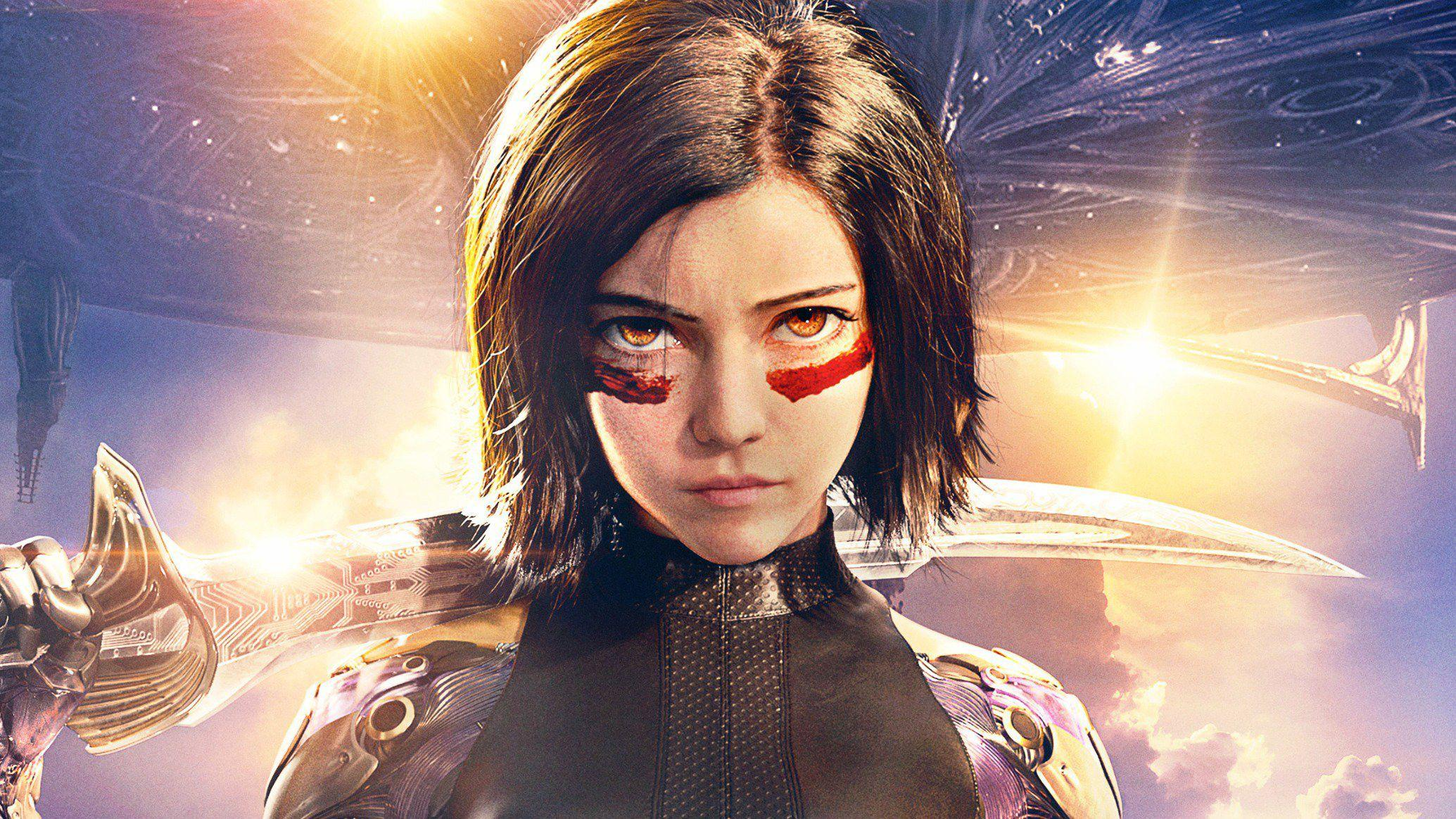 Alita: Battle Angel HD Wallpapers