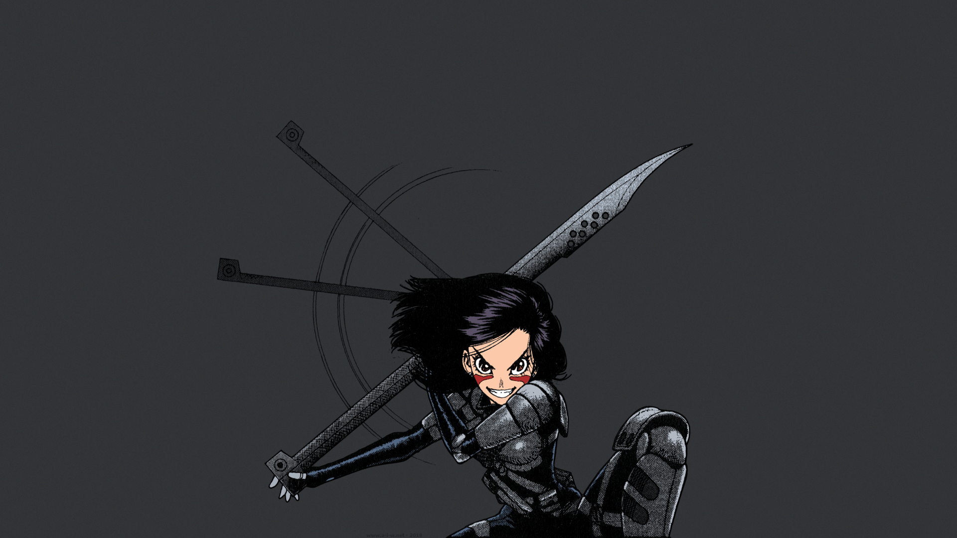 Battle Angel Alita HD Wallpapers