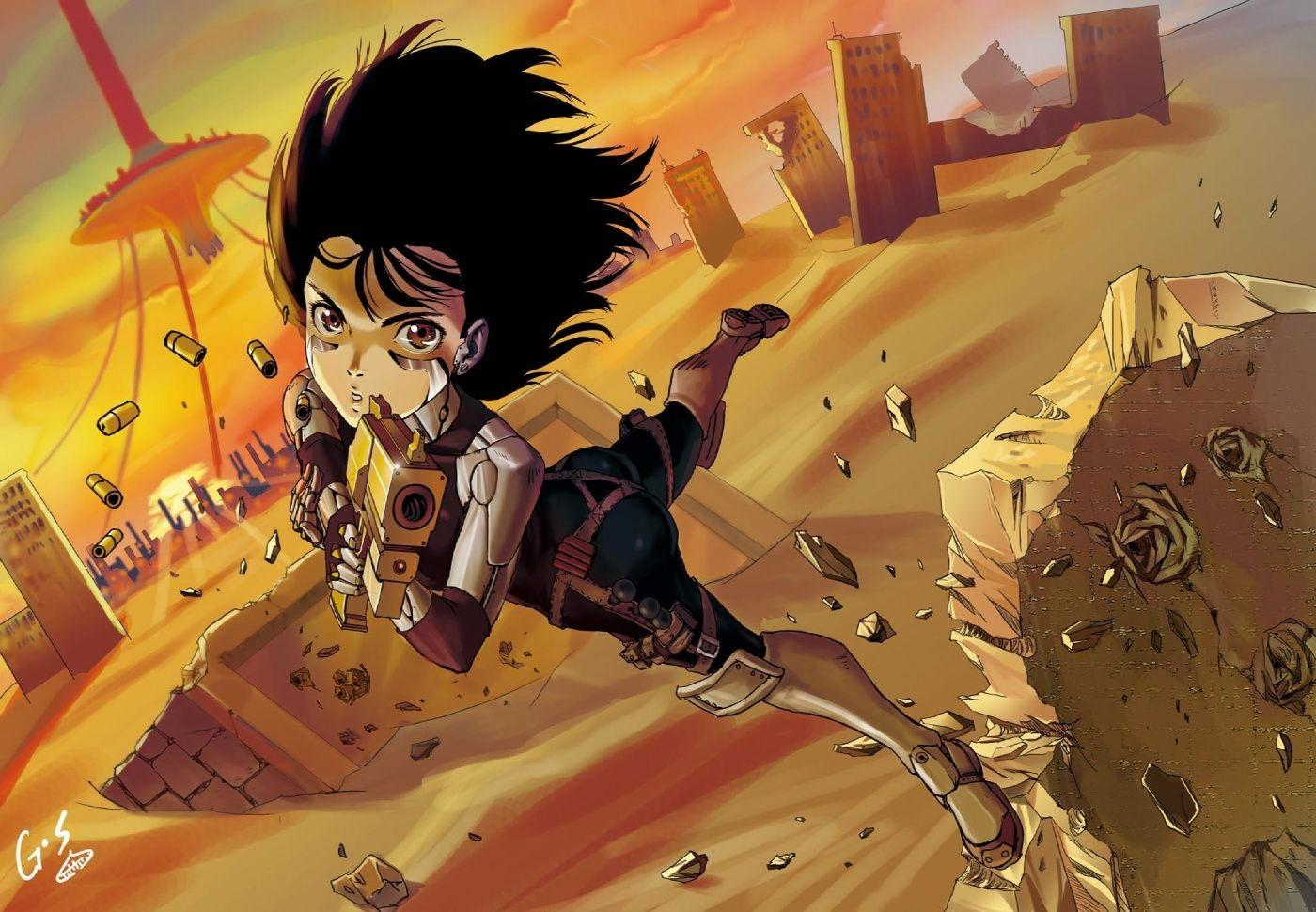 Battle Angel Alita Wallpapers and Backgrounds Image