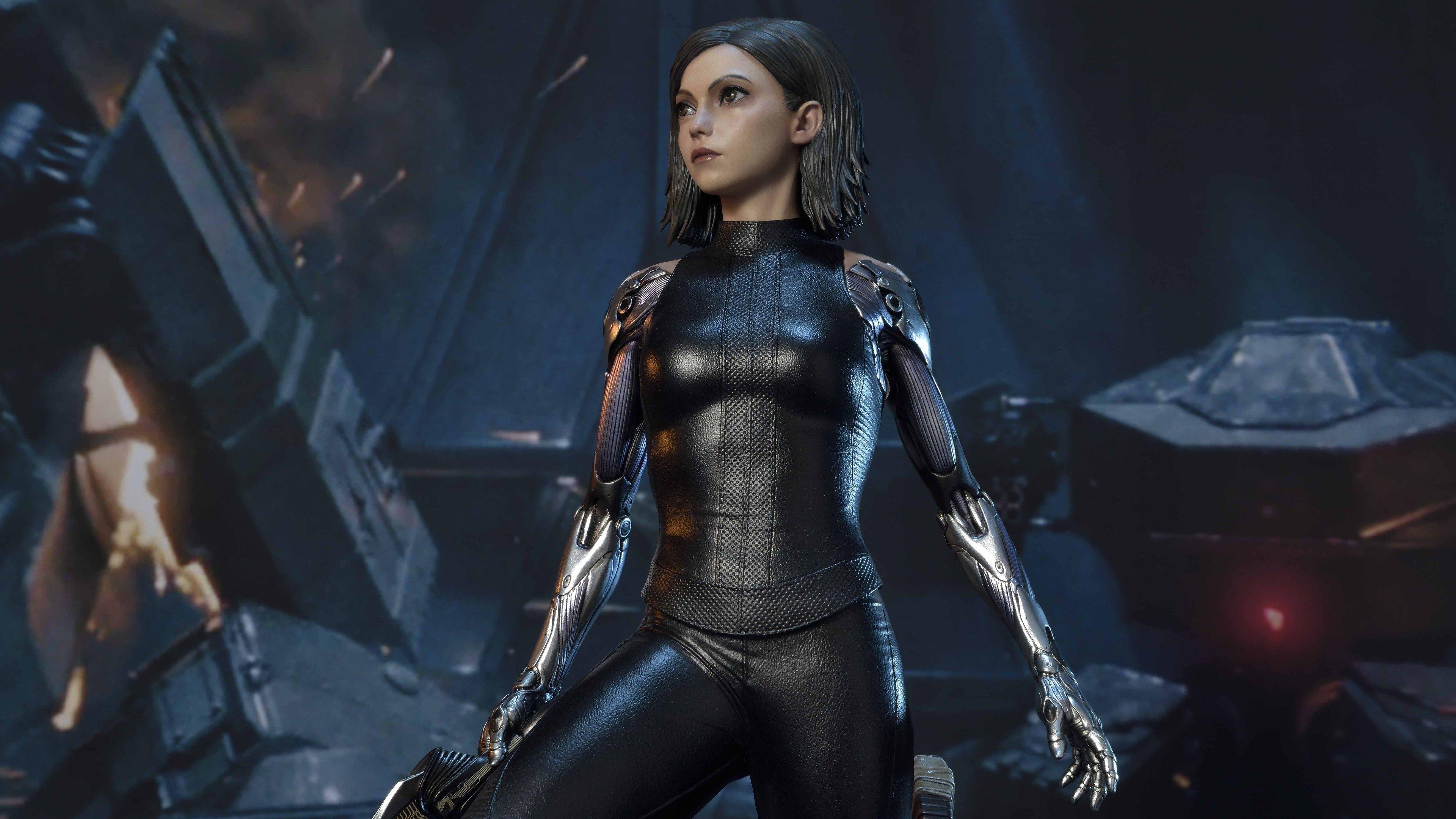 Wallpapers 4k Alita Battle Angel 2019 4k 2019 movies wallpapers, 4k