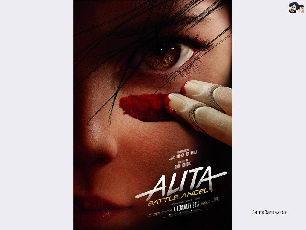 Free Download Alita Battle Angel HD Movie Wallpapers