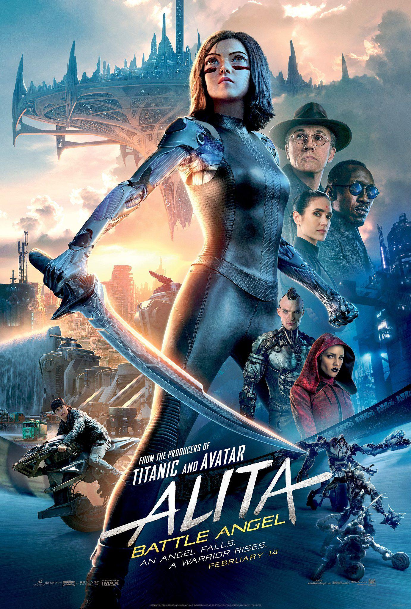 Alita: Battle Angel image Alita: Battle Angel Posters HD wallpapers