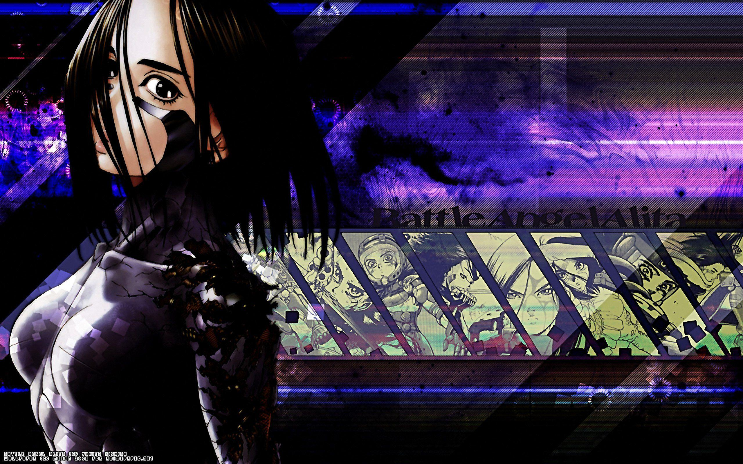 Battle Angel Alita Wallpapers
