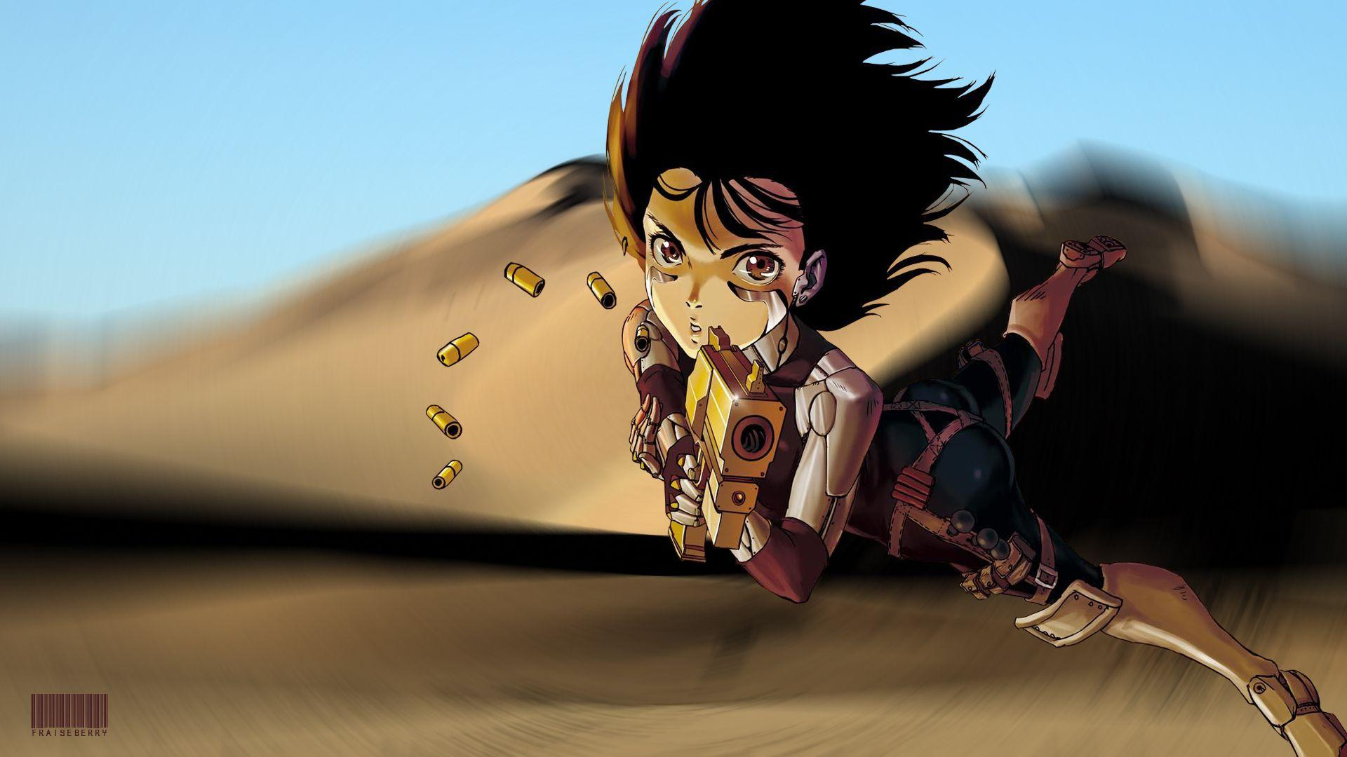 Battle Angel Alita HD Wallpapers – Scalsys