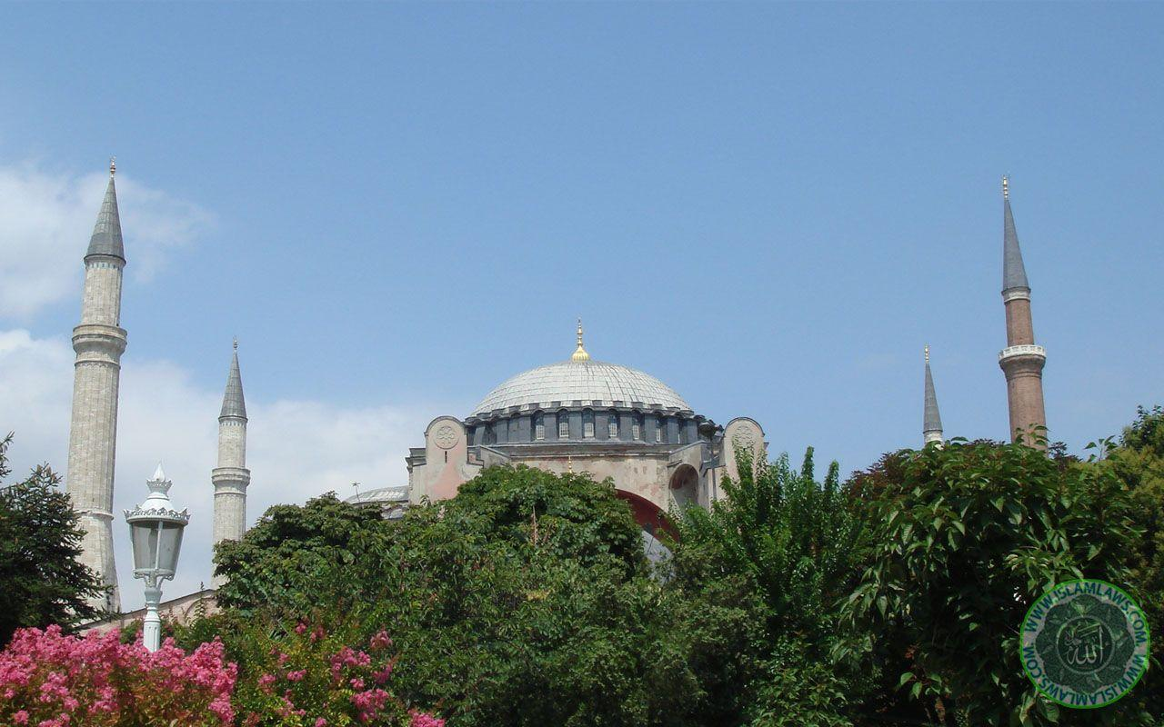 Sultan Ahmed Mosque Istanbul Turkey Wallpapers & Details
