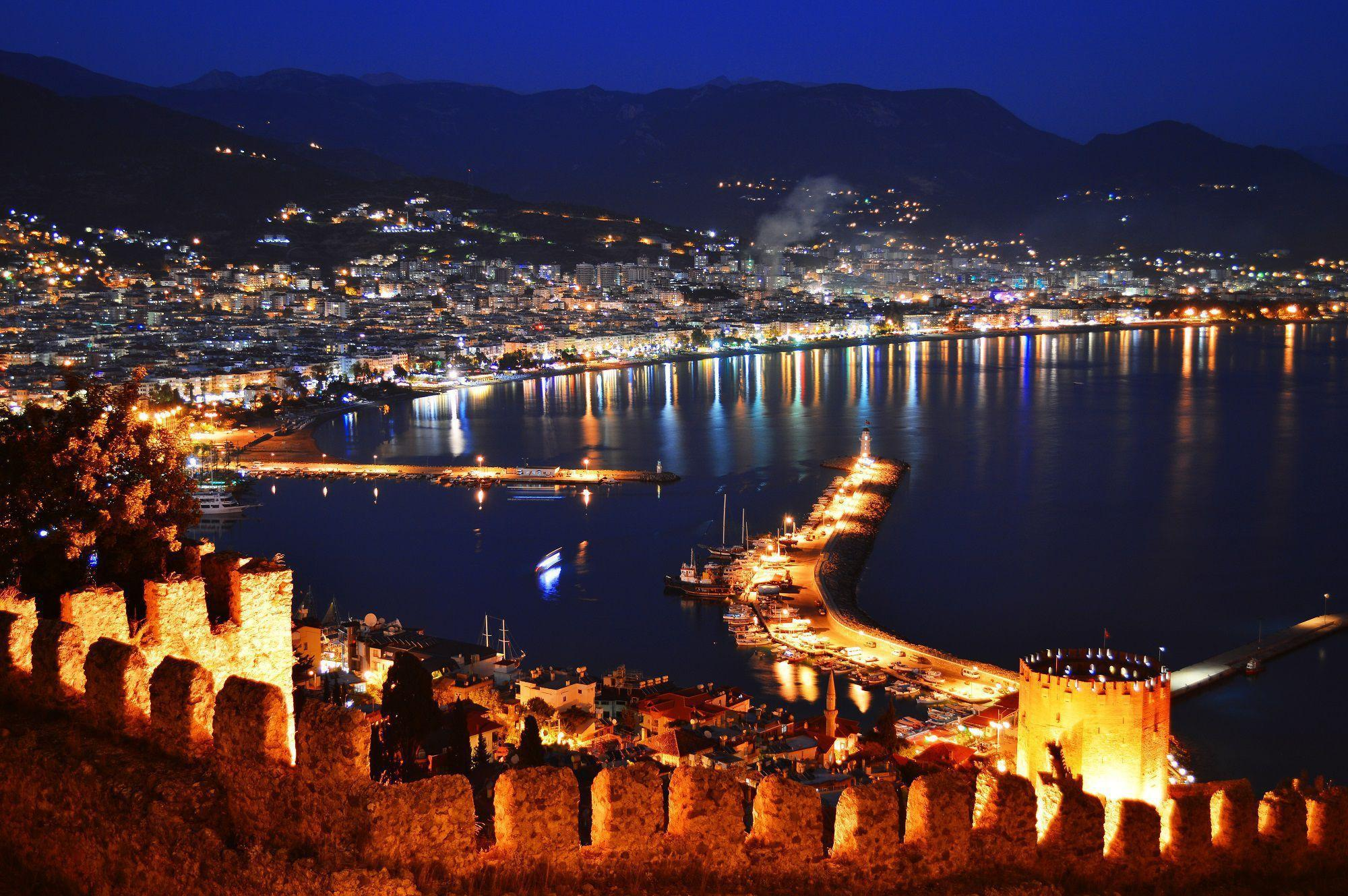 Alanya Turkey Wallpaper Backgrounds