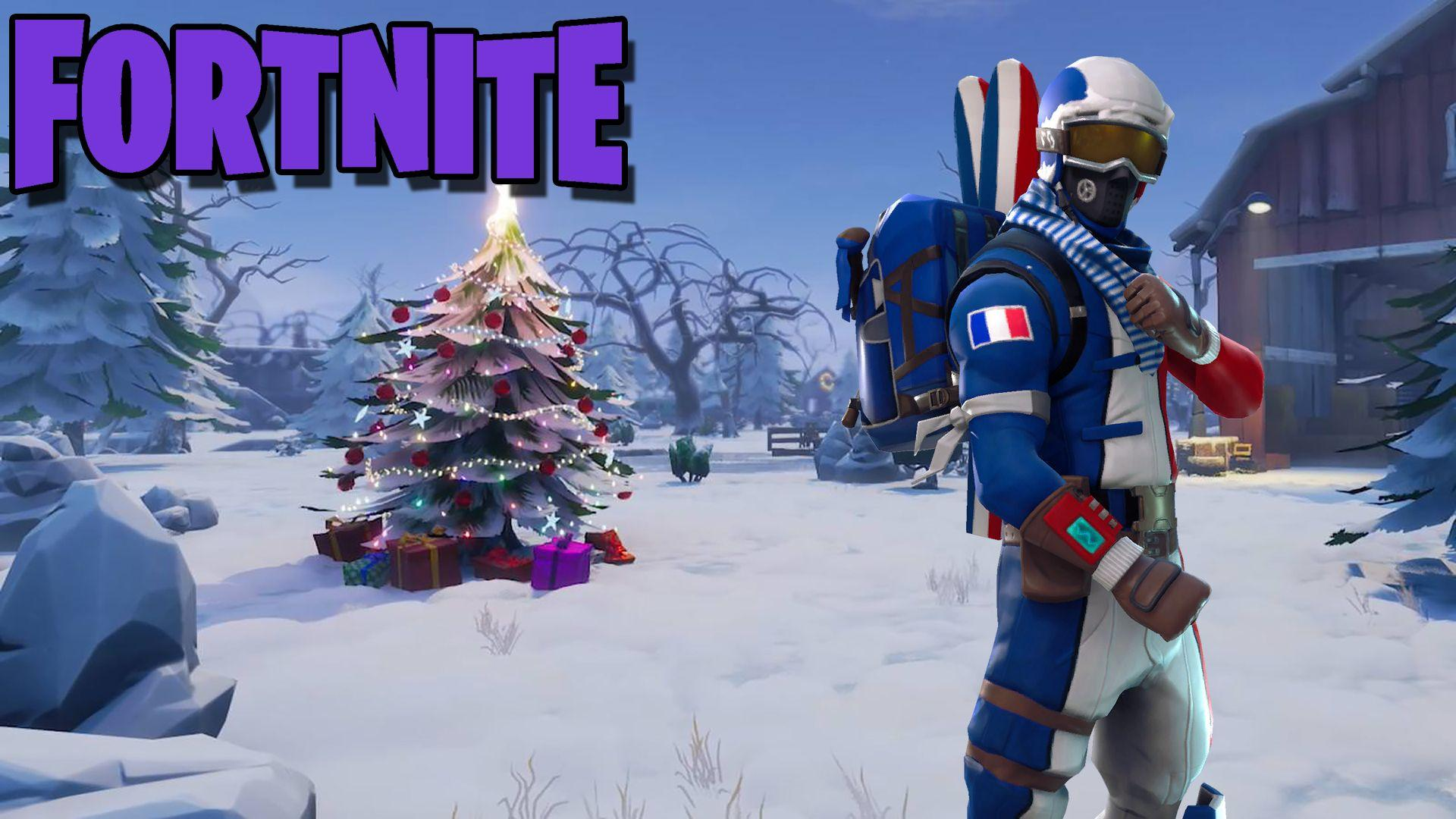 Alpine Ace (FRA) France Fortnite Outfit Skin | Fortnite Watch