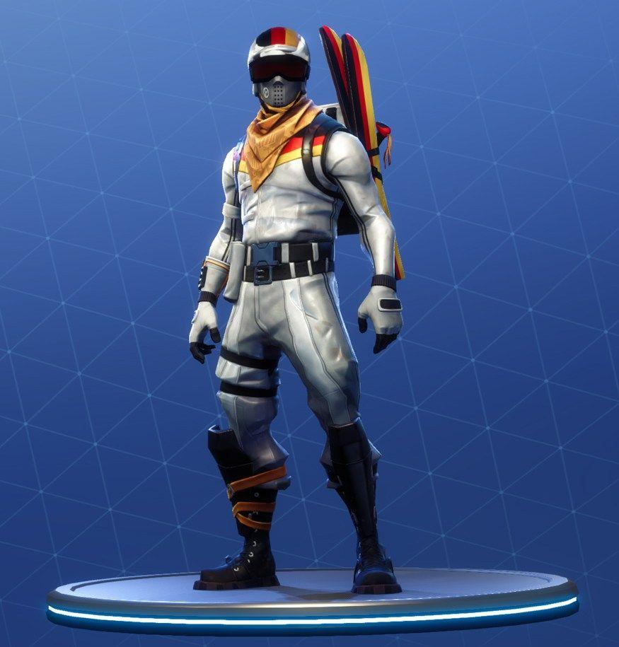 Fortnite Alpine Ace Gernamy