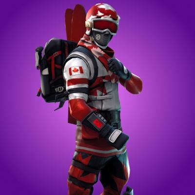 Alpine Ace Canada Fortnite wallpapers