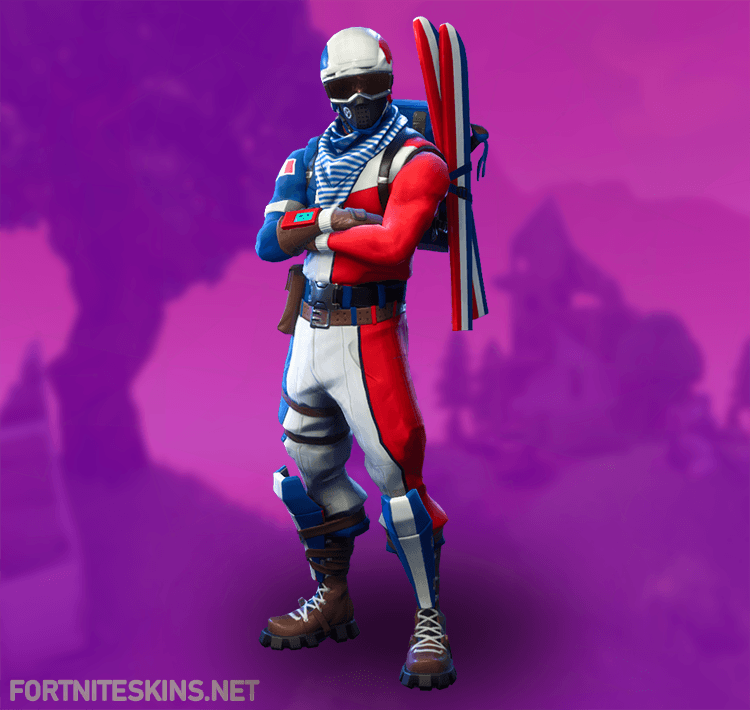 Alpine Ace France Fortnite wallpapers
