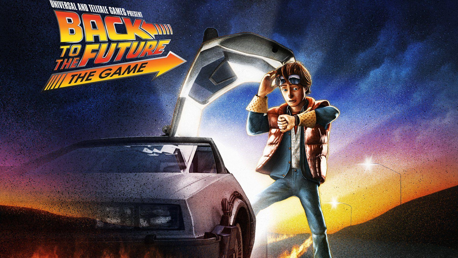 Back To The Future Wallpapers - Wallpaper Cave
