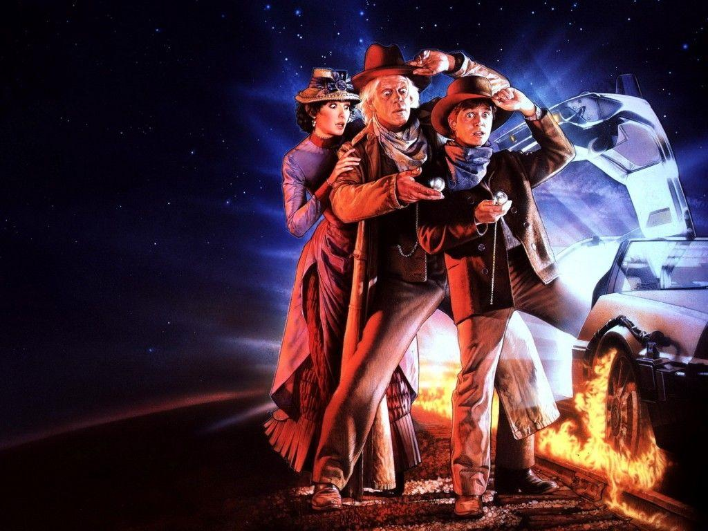 Back To The Future Wallpapers Wallpaper Cave