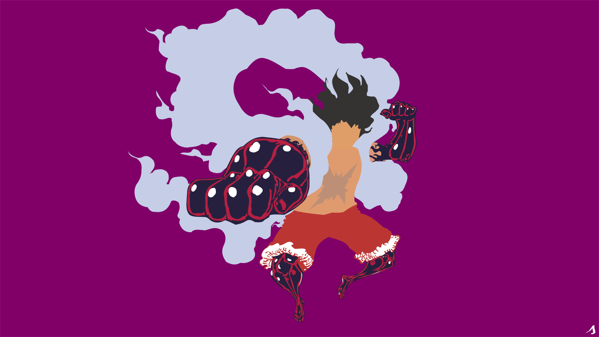 One Piece Minimalist Wallpapers Wallpaper Cave