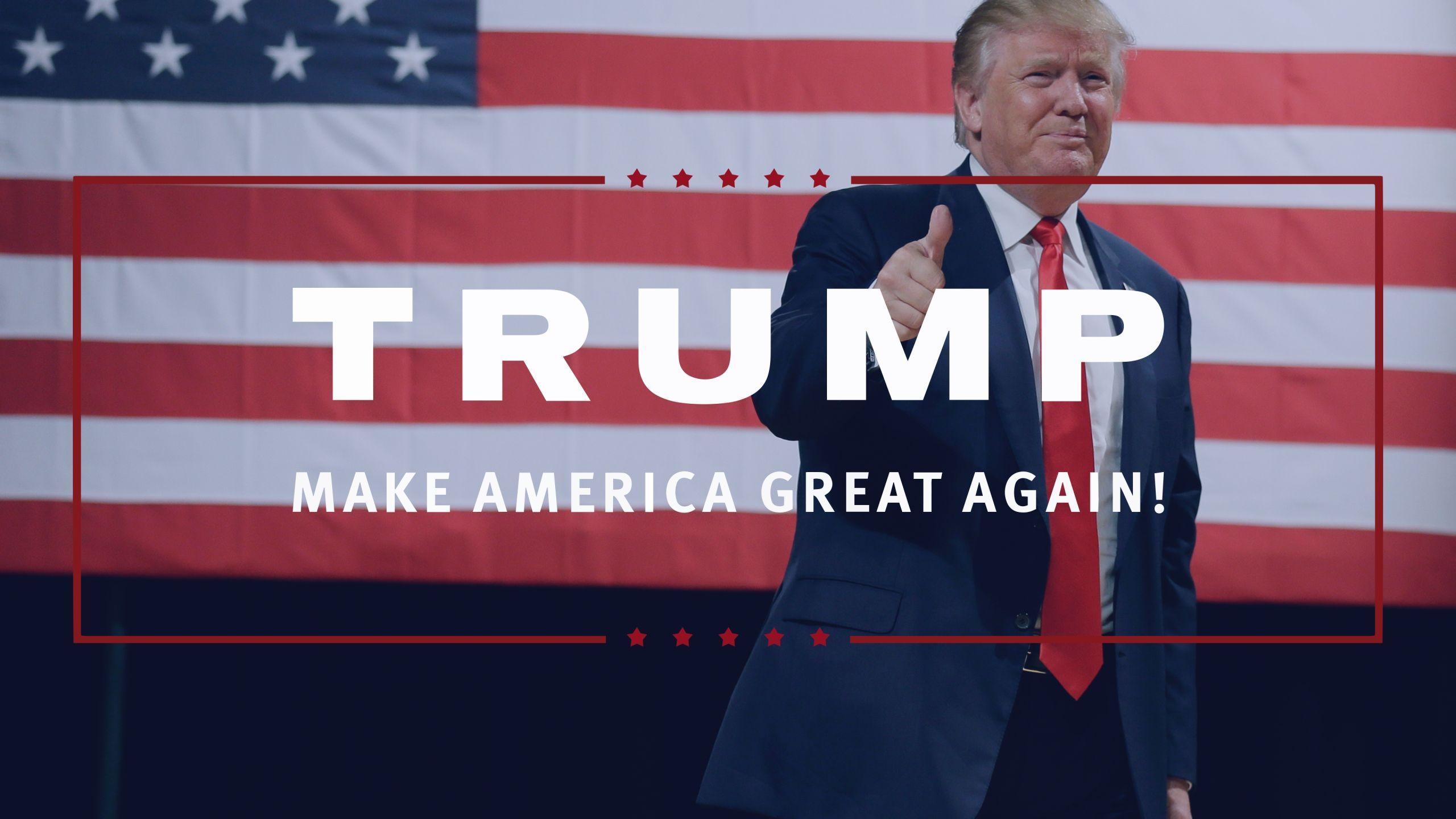 Trump Wallpapers Wallpaper Cave