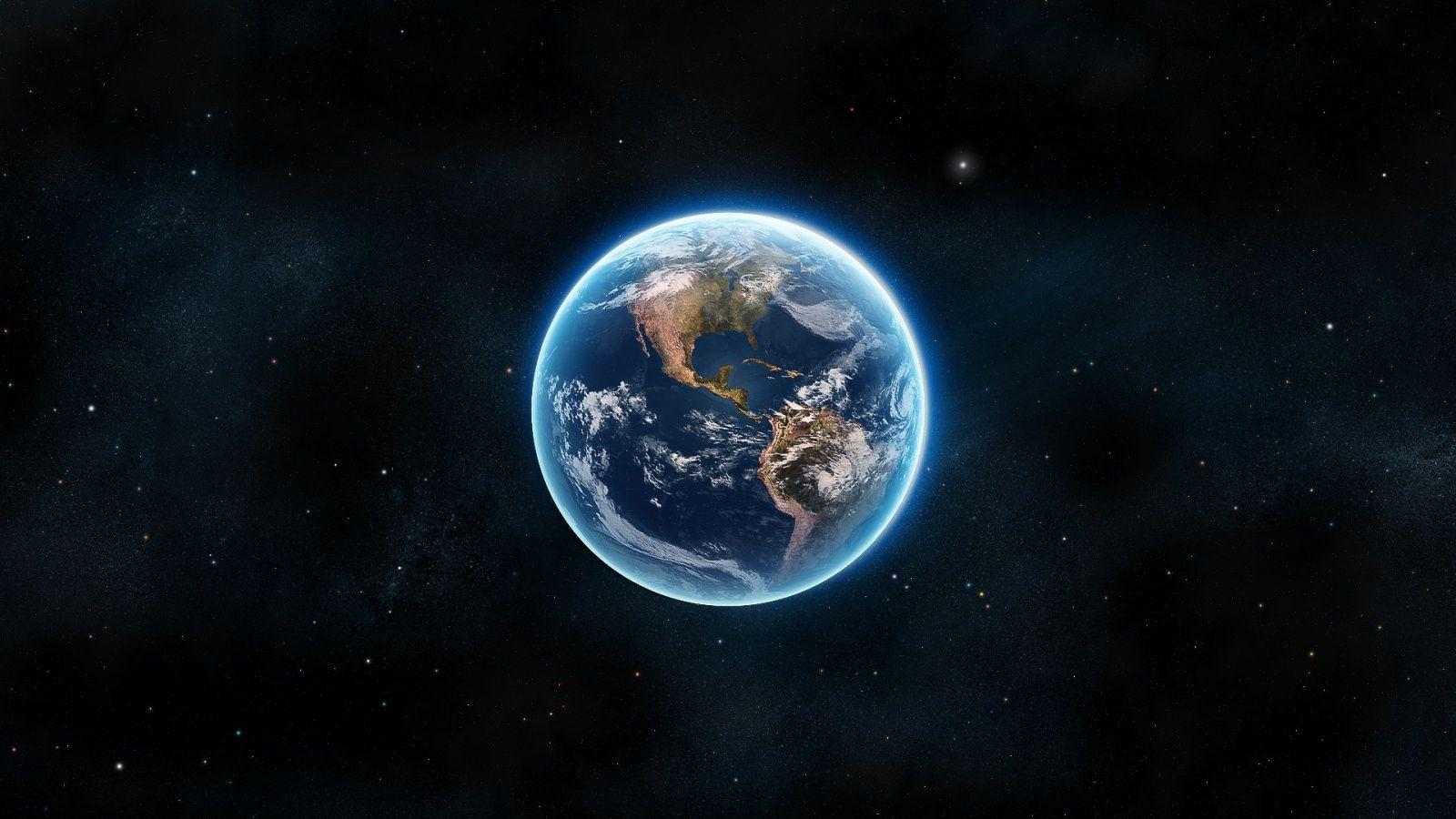 3d Earth Wallpapers