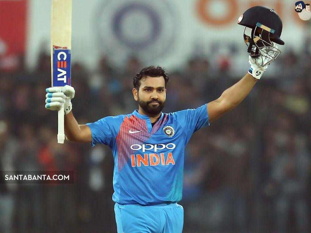 Indian Cricket Hd Wallpapers: Rohit Sharma Wallpapers